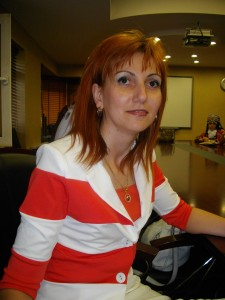 Donika Balabanova, Director of the Agency for people with disabilities, Tryavna